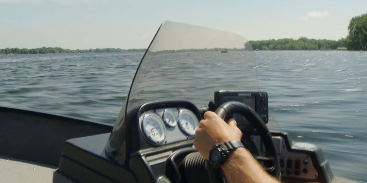 Slow no wake restriction ordered on 10 area lakes