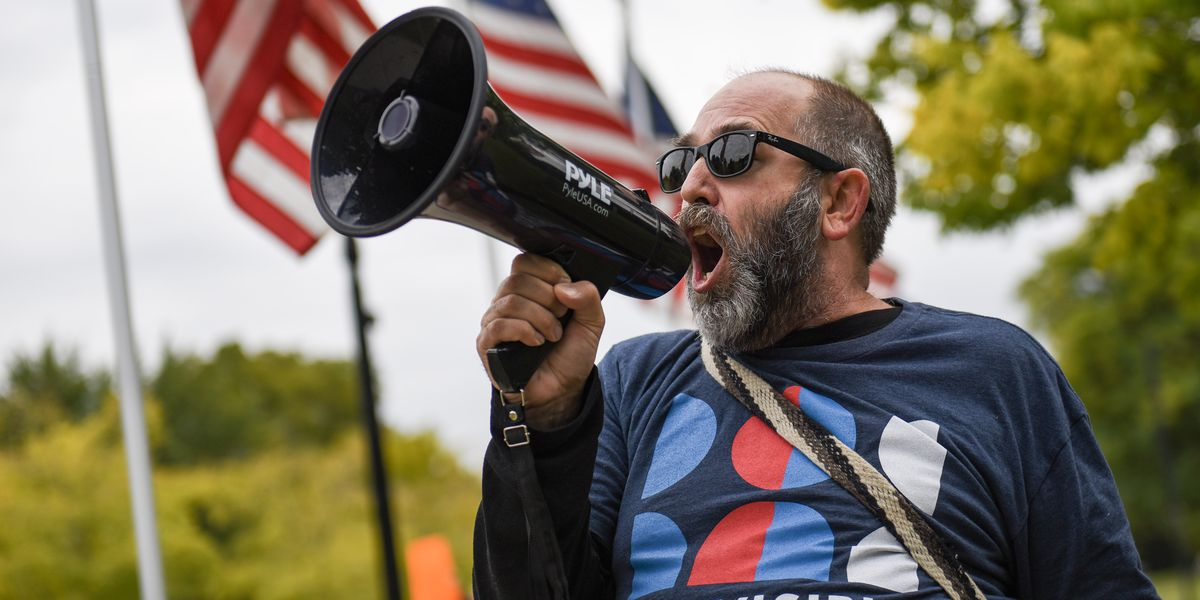 PHOTOS: No One is Above the Law: Jim Hagedorn Anti-Corruption Rally