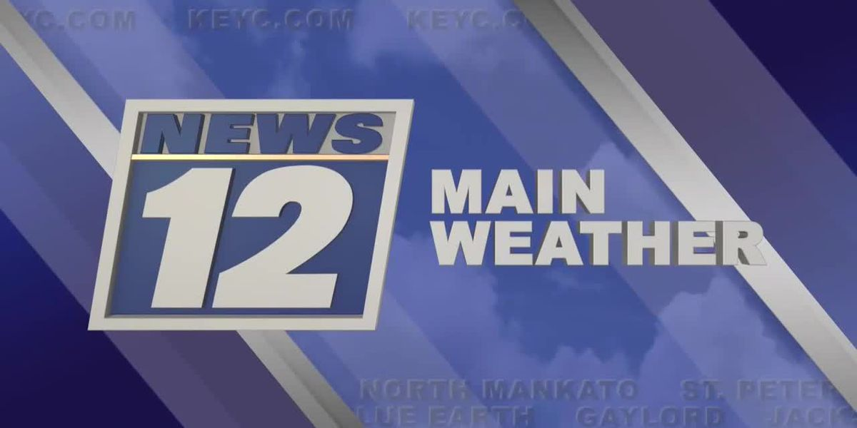 KEYC News 12 Midday Weather At Noon 10919