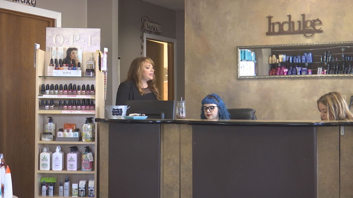 Indulge Salon & Tanning combines education and care to provide the best for clients