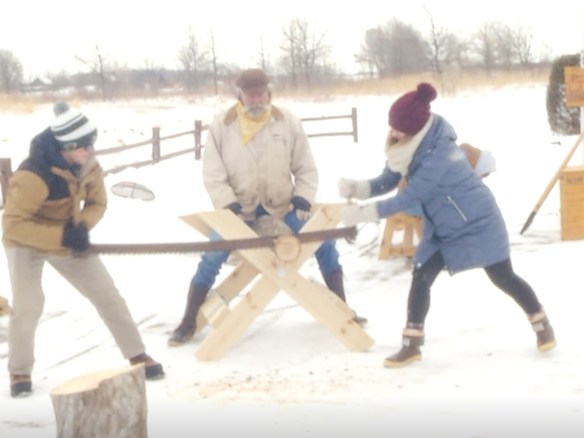 Farmamerica Hosts Winter Charm of the Farm Activities