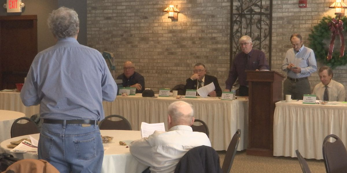 Minnesota National Farmers Organization holds state convention