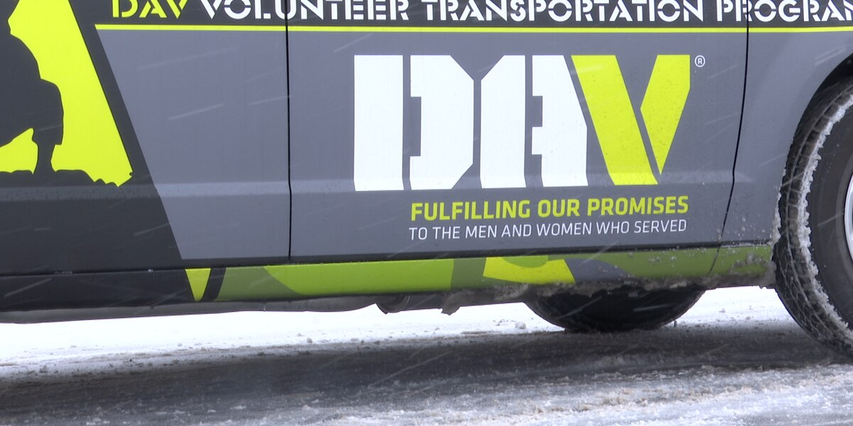 Disabled American Veterans of Minnesota delivers van to Mankato