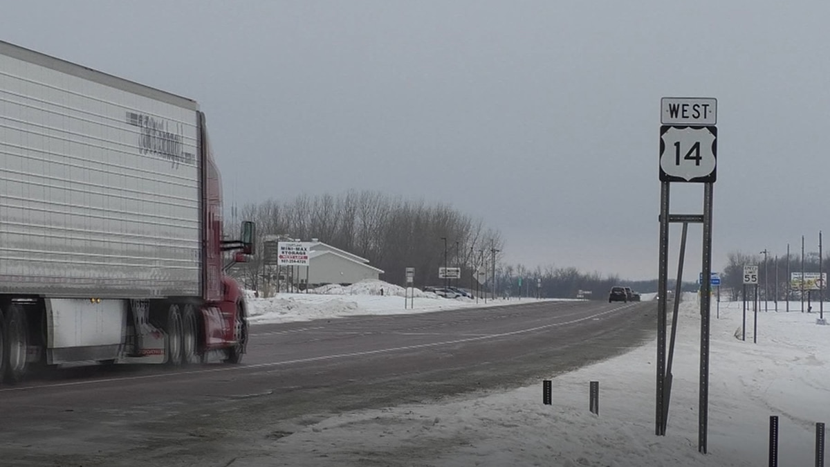 Changes coming for Highway 14