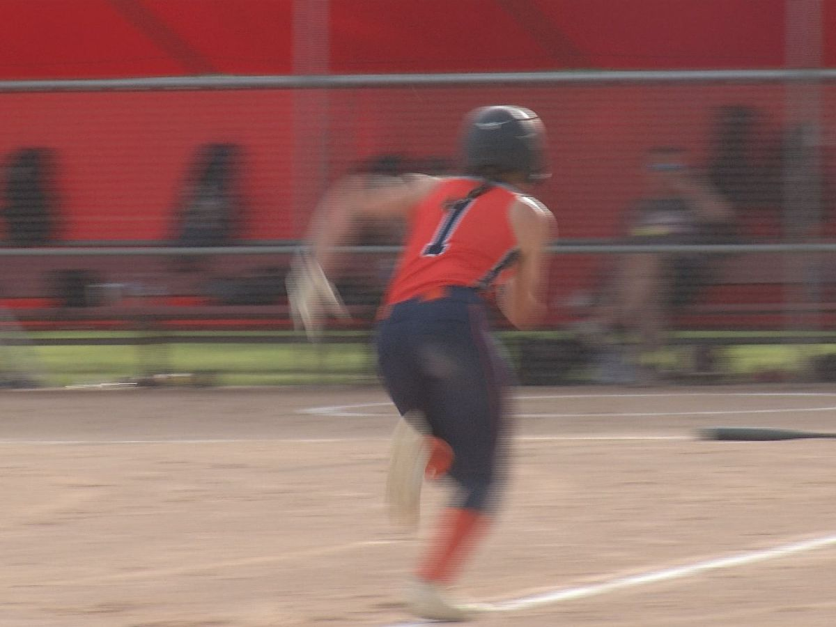 Mankato Peppers 16u Orange Tops Fairmont