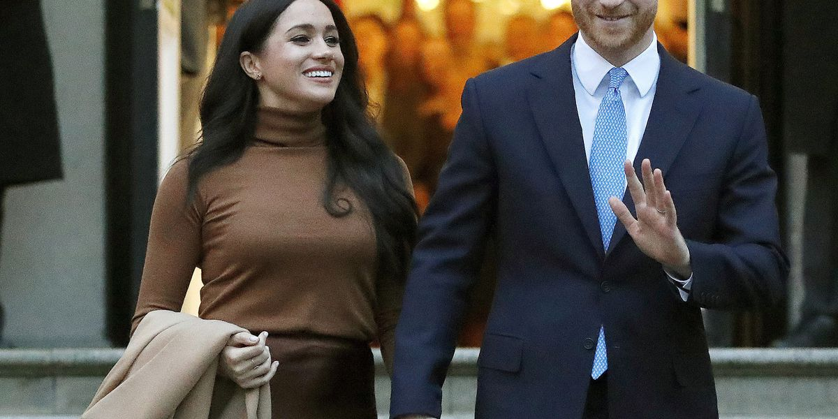 Prince Harry, Meghan Markle move into new California home