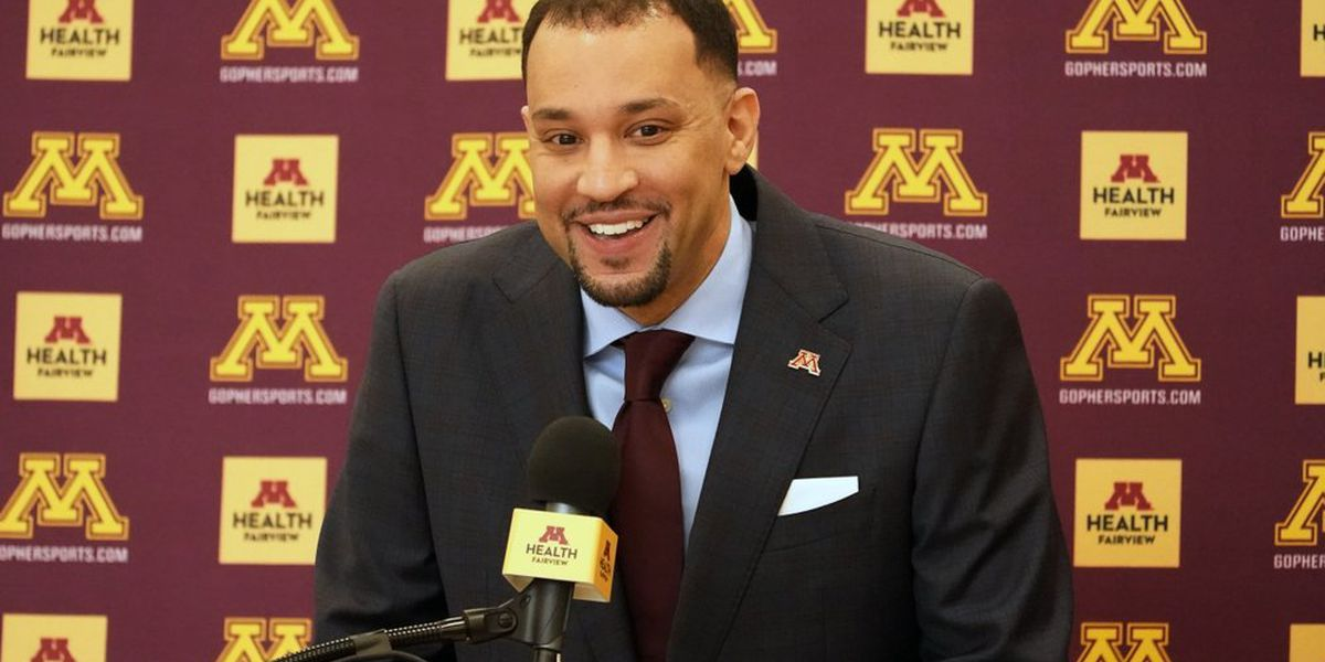 New Gophers coach Johnson aims to keep top state talent home