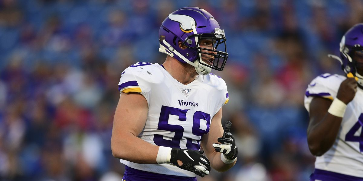 Vikings LB Cam Smith to miss season due to heart condition