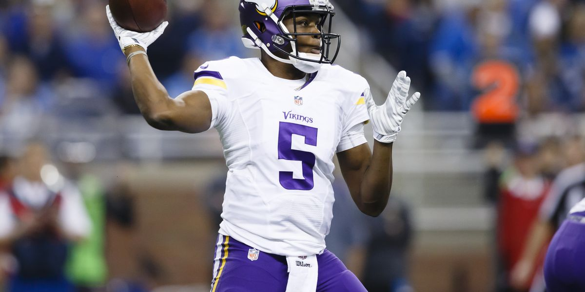 As Vikings prepare for Panthers, Cook reflects on Teddy Time