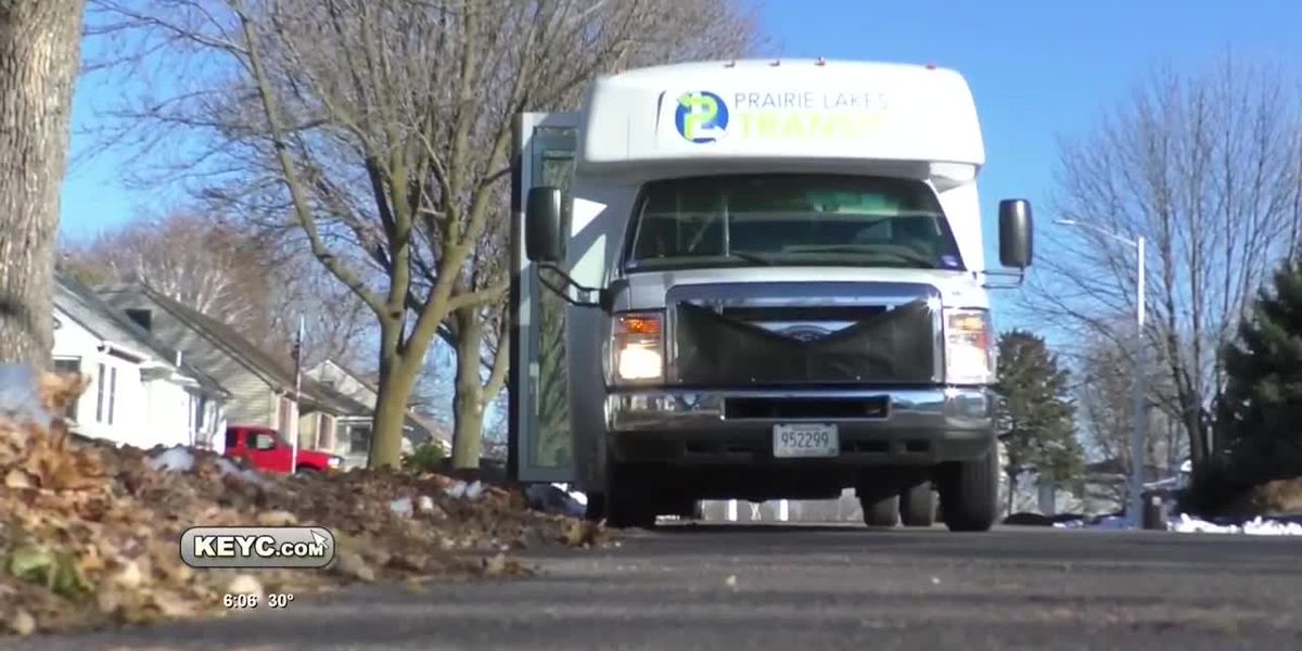 Prairie Lakes Transit offers free transportation services for disabled veterans