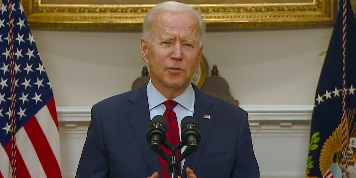Biden calls on Senate to quickly pass $1.9 trillion COVID-19 relief bill