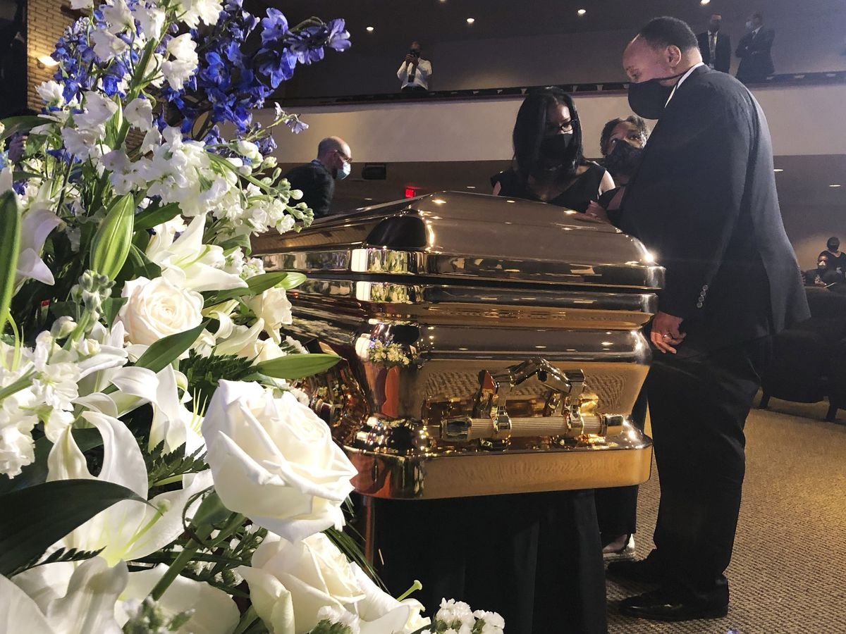 LIVE: Floyd to be eulogized in Minneapolis memorial, first of 3