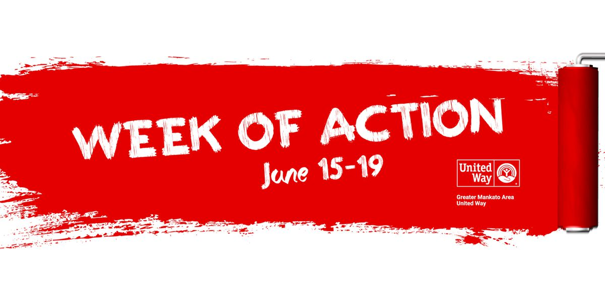 United Way seeks volunteers for Week of Action