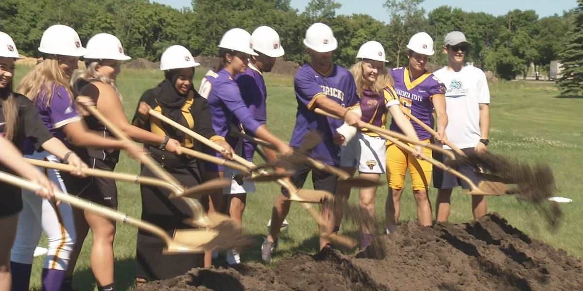 MSU breaks ground on Maverick All-Sports Dome