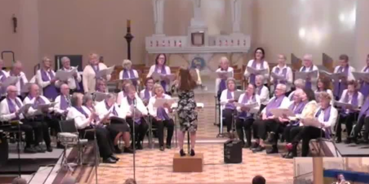 Singing Hills Chorus prepares for 'I Will Sing' virtual concert