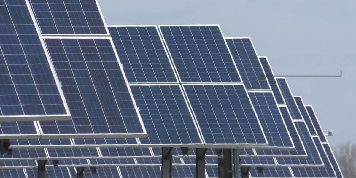 Moratorium placed on solar panel gardens in Lime Township