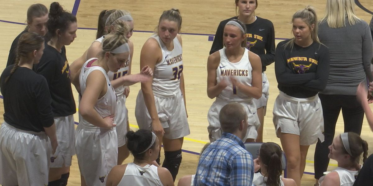 MSU women, men advance to second round of NSIC tourney