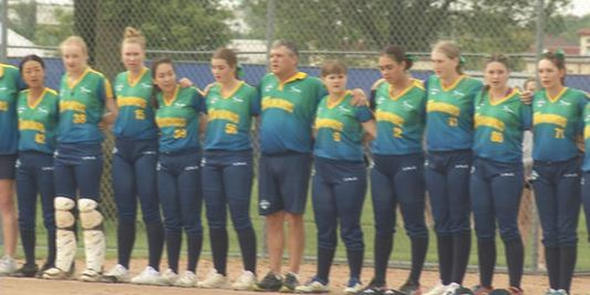 Aussie Diamonds share their thoughts on softball in America