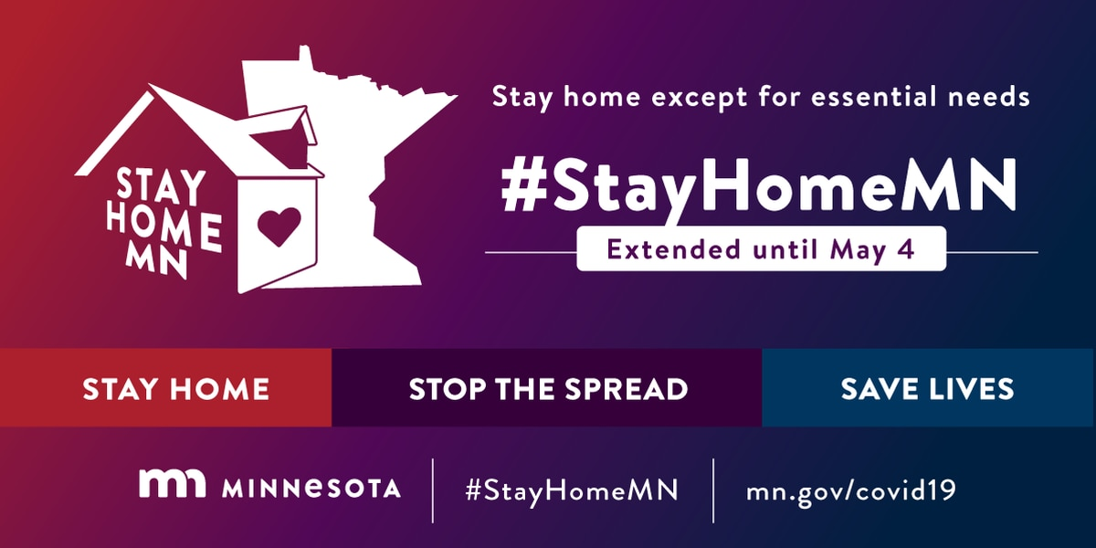 Governor Walz extends Stay Home Order for Minnesotans