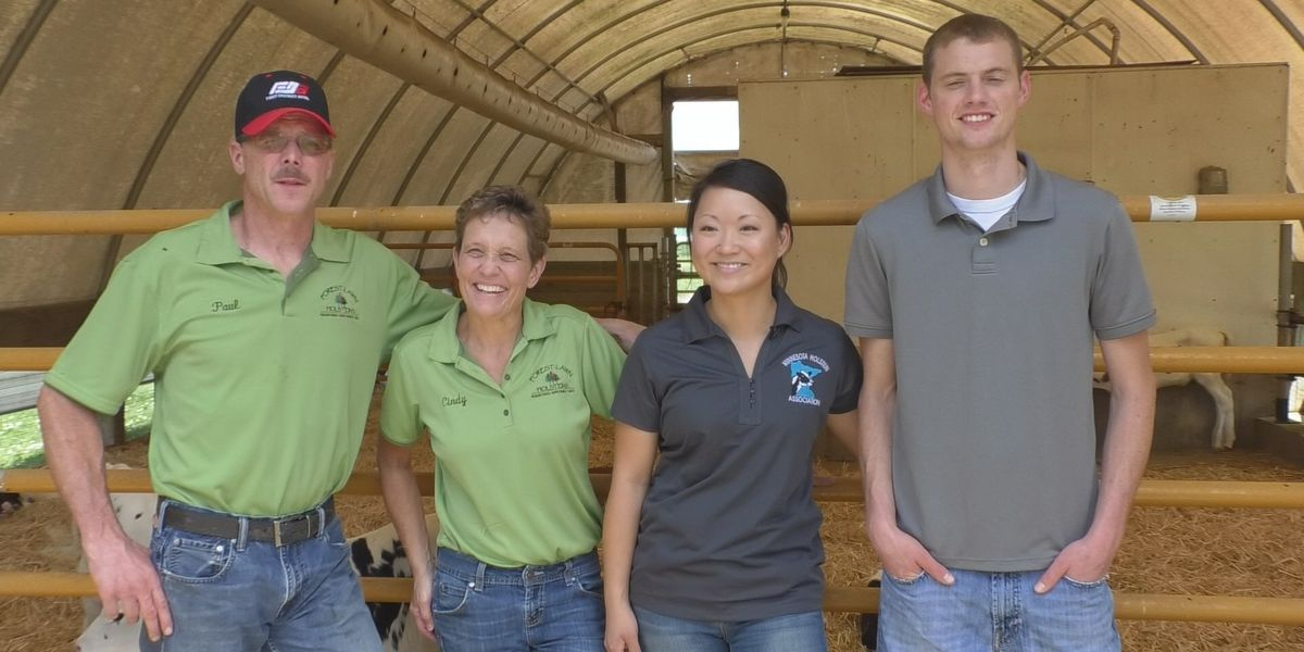 Nicollet County Farm Family of the year, rich in tradition