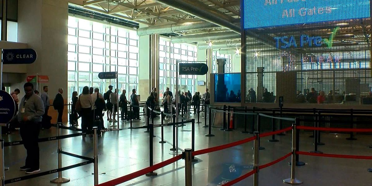 Security checkpoint changes take effect at MSP Airport