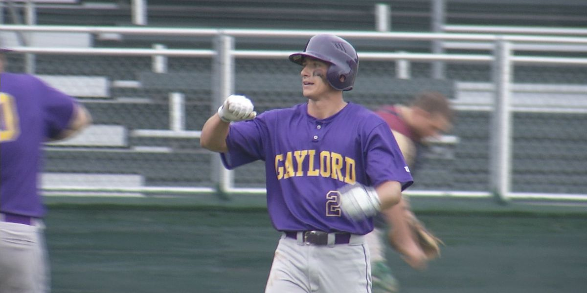 Gaylord earns 10-8 exhibition win over the Stingers