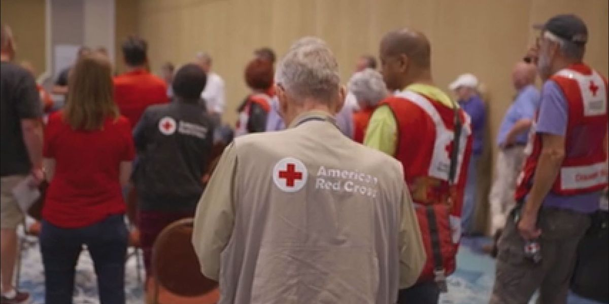 Mankato man deployed with American Red Cross in hurricane relief efforts