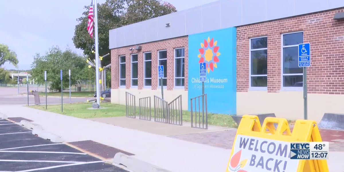 Children's Museum of Southern Minnesota is now open to public