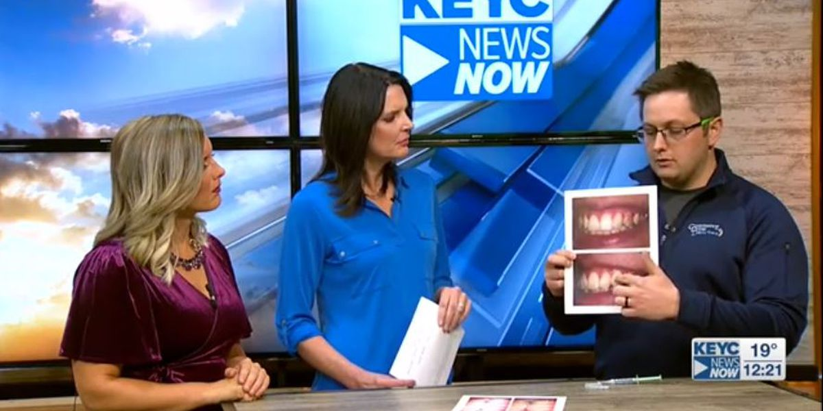 Dentist gives teeth whitening tips for National Tooth Fairy Day