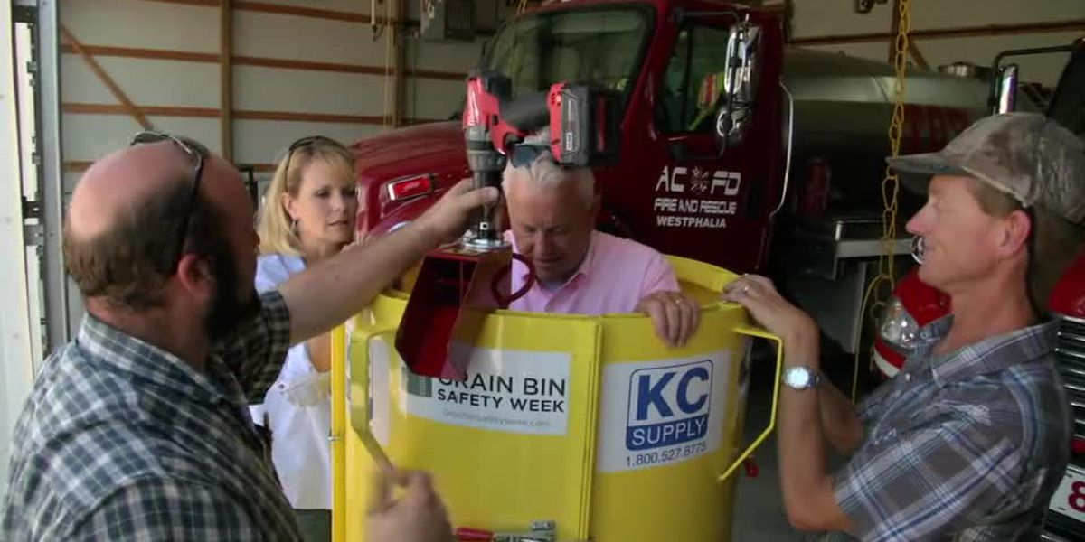 Nationwide Grain Bin Safety w-grain bin safety week tag