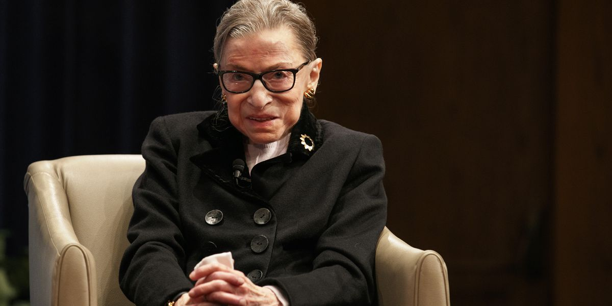 Justice Ginsburg buried at Arlington in private ceremony