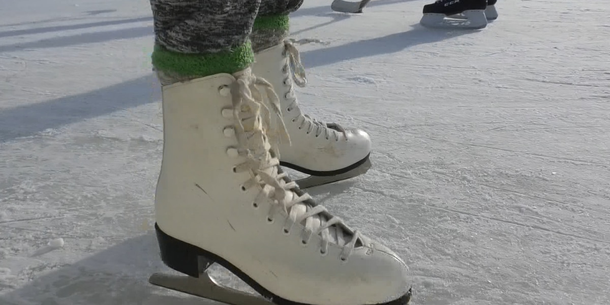 Mankato man coordinates neighborhood ice skating rink for 21st year