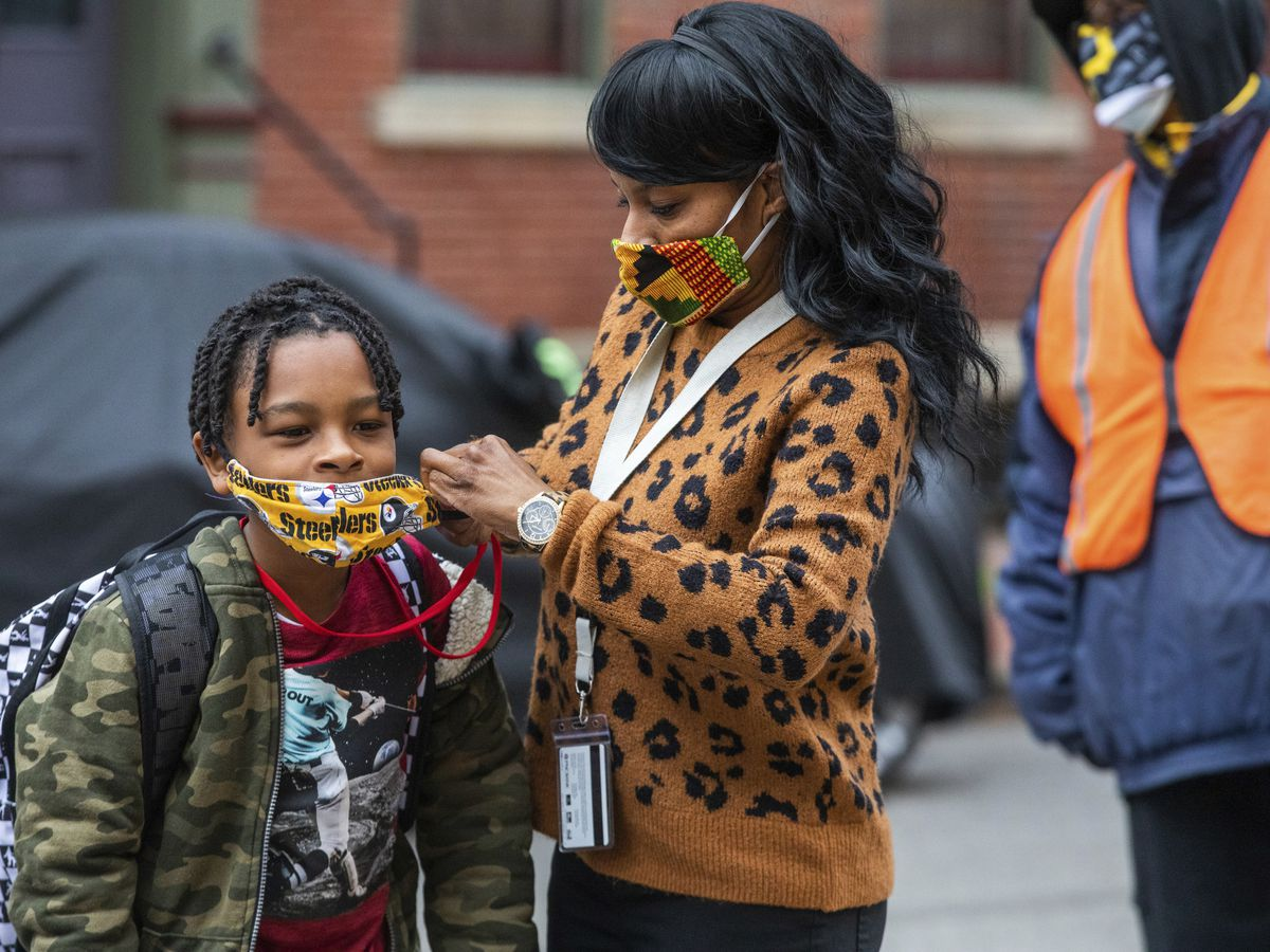 Schools ditch student mask requirements in growing numbers