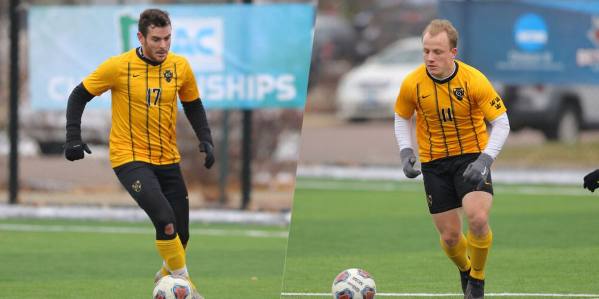 Gustavus' Schwartz, Gibbons named DIII All-Americans