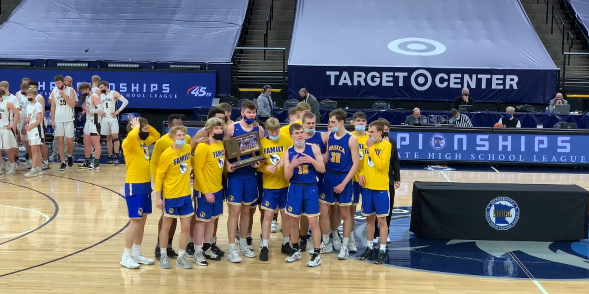 Waseca claims first state title since 1918, Dufault nets game-winner