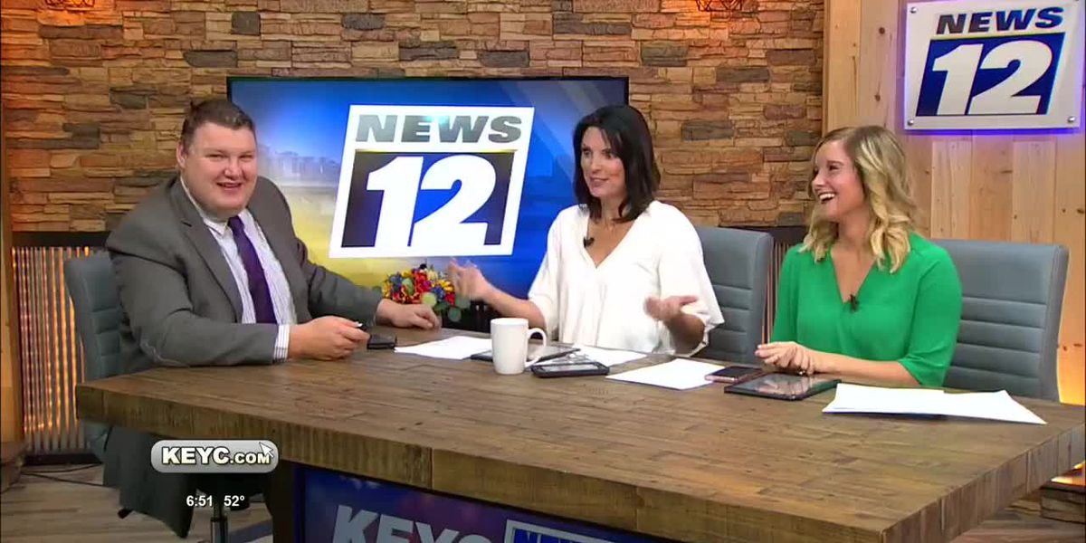 KEYC News 12 This Morning Weather At 6AM 10919