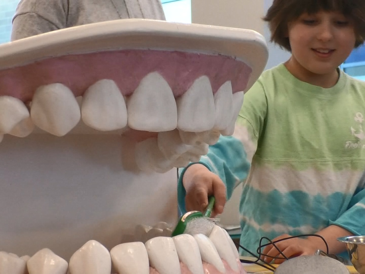 Dentists reinforce importance of oral health during Pediatric Oral Health Month