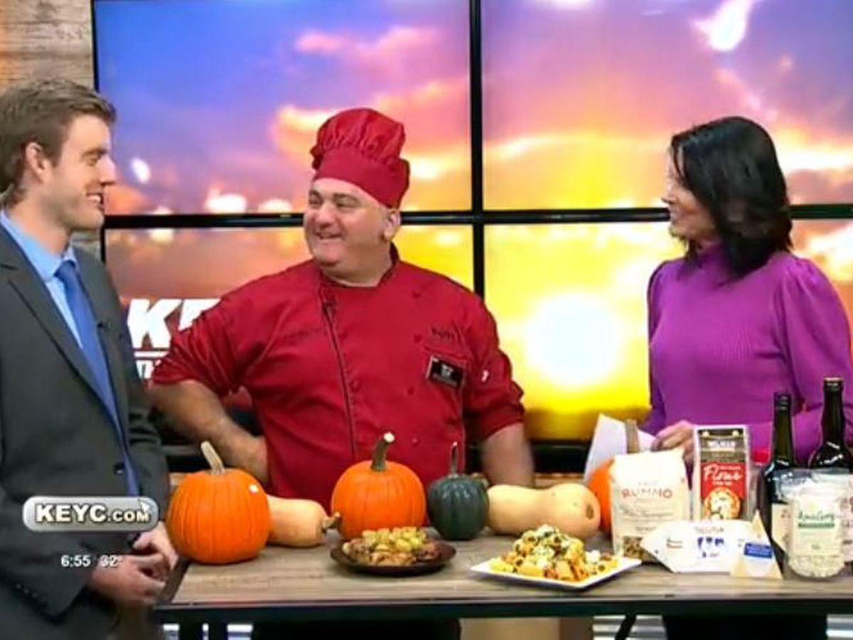 National Pork Month with Hyvee's Chef Edi