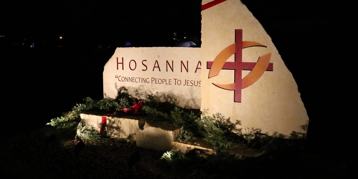 Hosanna Lutheran Church prepares for Christmas Celebration