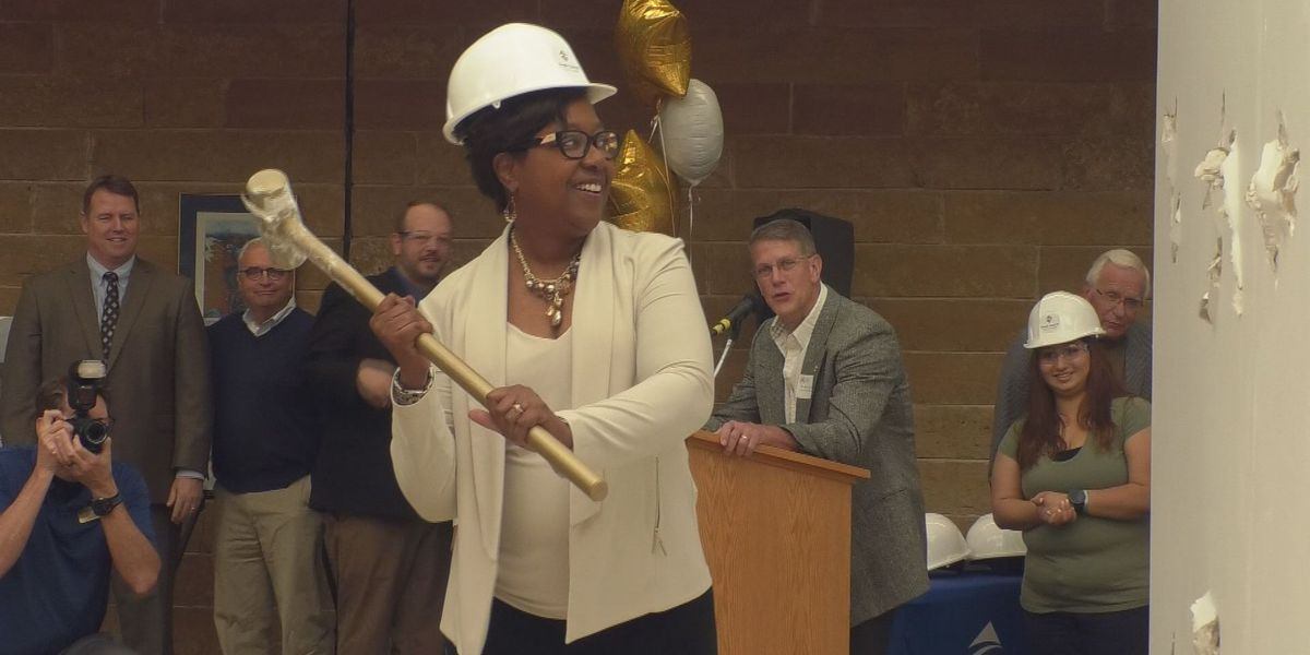 South Central College kicks off construction