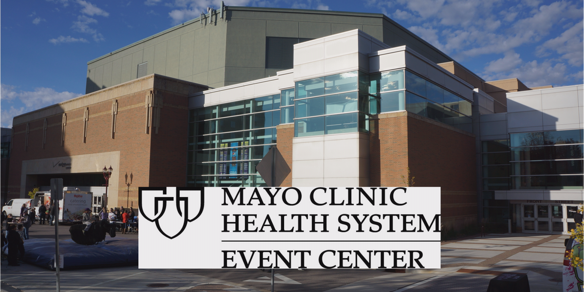 Mayo Clinic Health System secures Civic Center naming rights