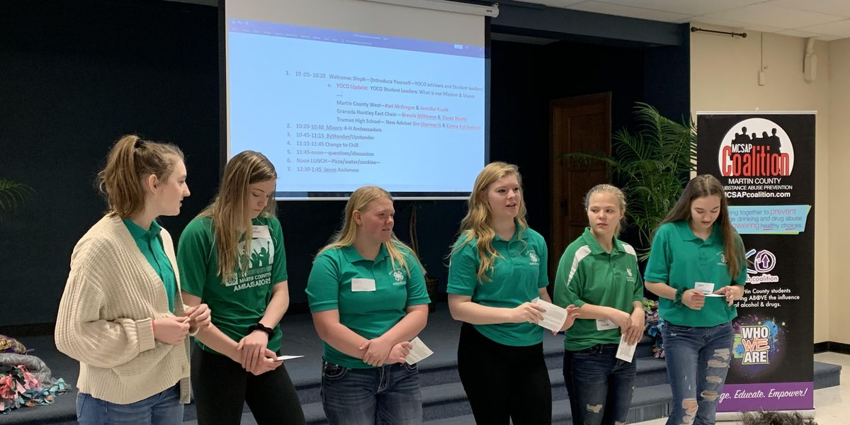 Local students band together to fight mental health