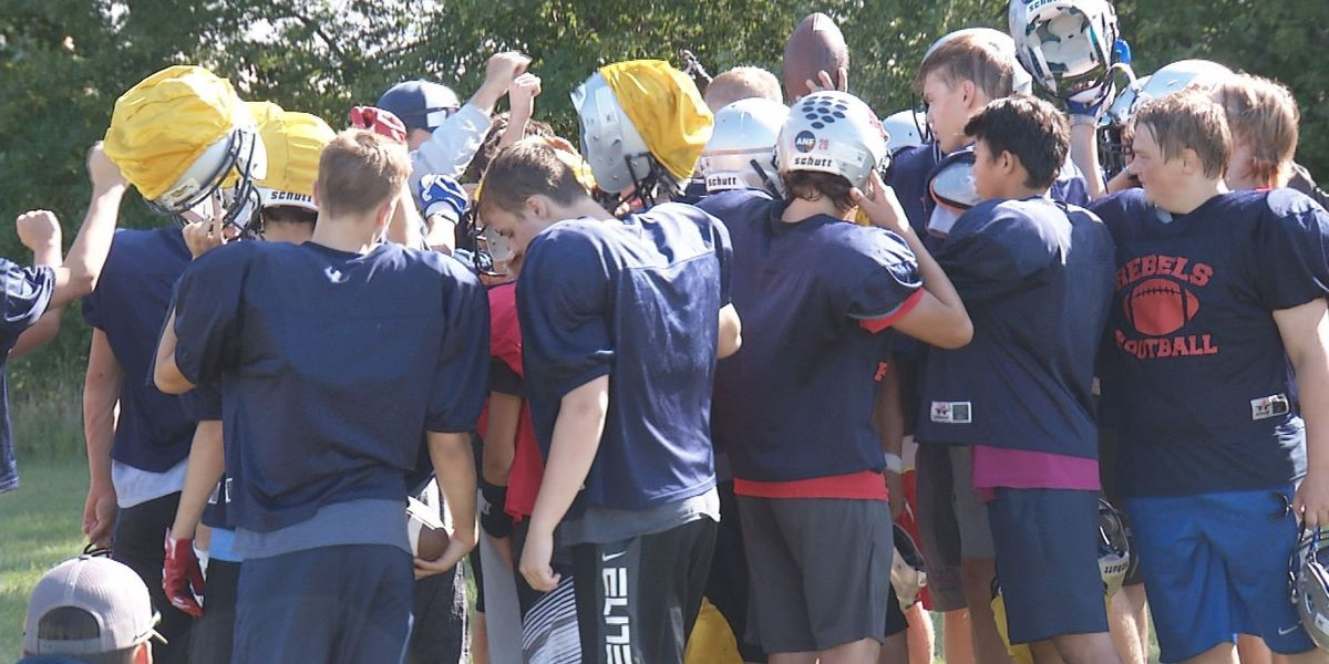Rebels prepare for new competition this football season