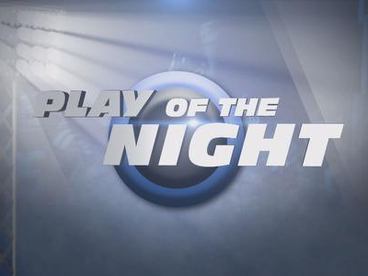 Sports Extra Play of the Night: Week 10