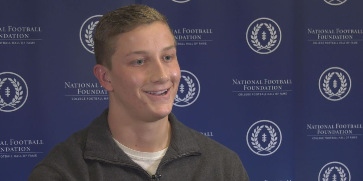 William V. Campbell Trophy to be presented to best football scholar-athlete in nation