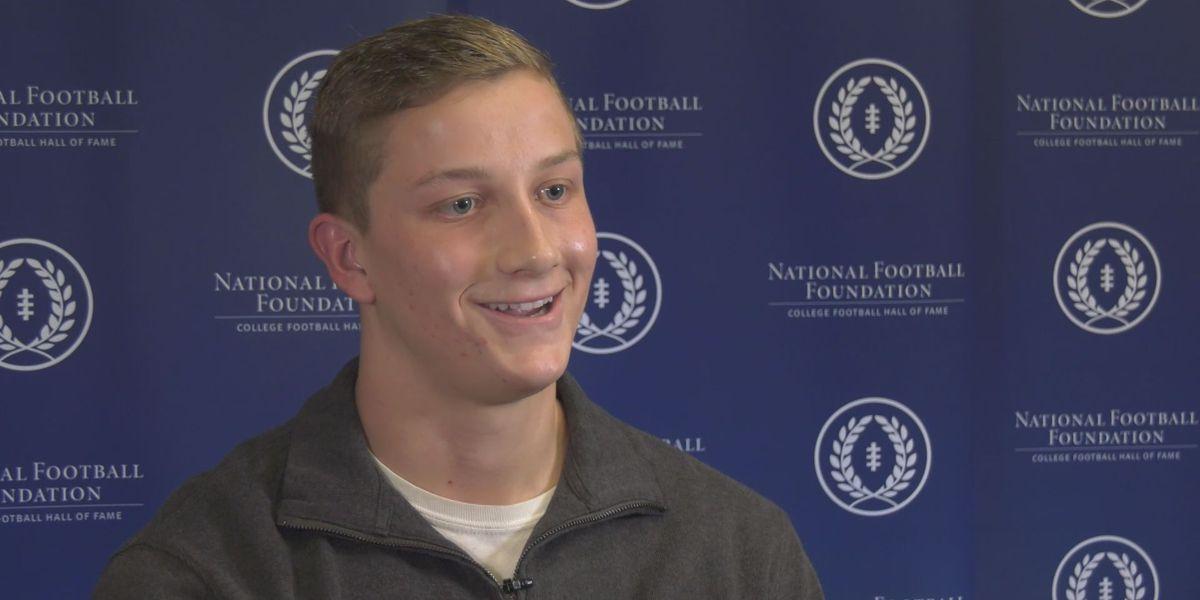 Minnesota State's Alex Goettl named NCAA Postgraduate Scholarship recipient