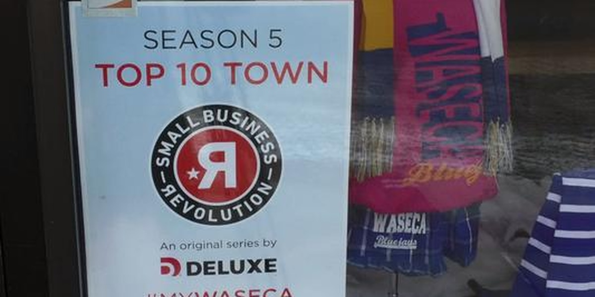 Small Business Revolution to announce top-5 finalists; Waseca watch party planned