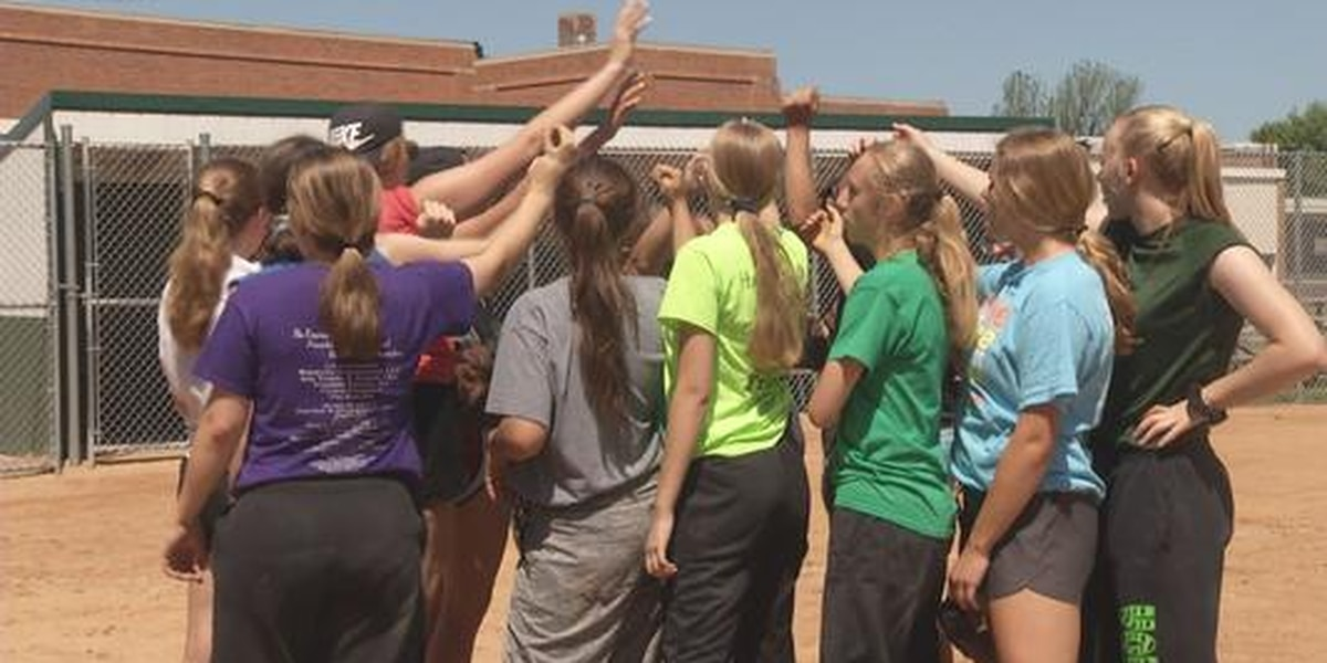 Buccaneer softball makes school history by advancing to state tournament