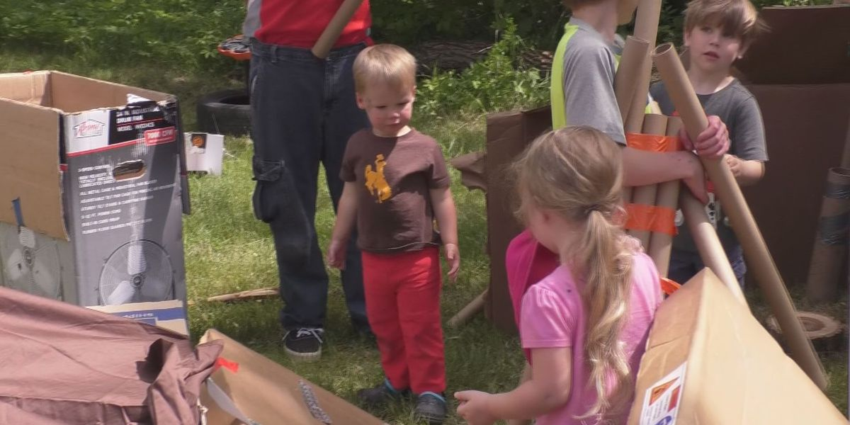Celebrating the 11th annual Parent-Child Play Day