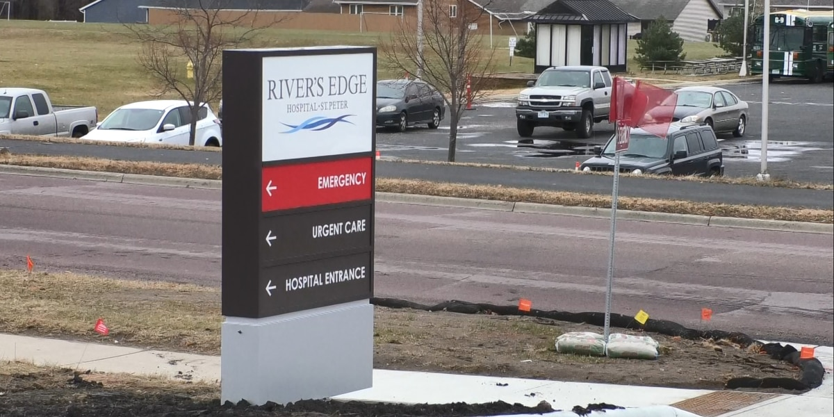 River's Edge Hospital to make changes to facility entrances